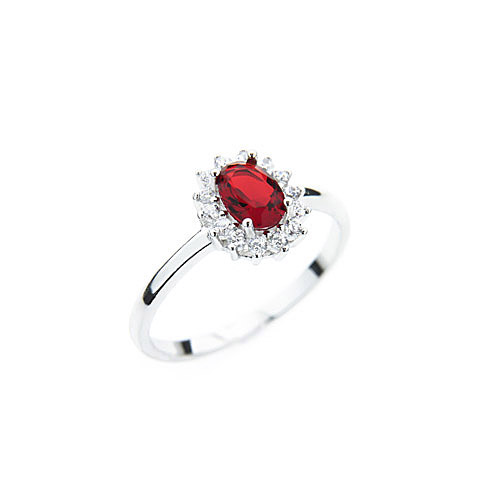 red royal by Orient Silver