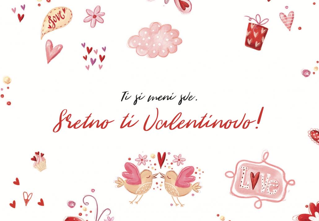Ti si meni sve_Valentinovo čestitka