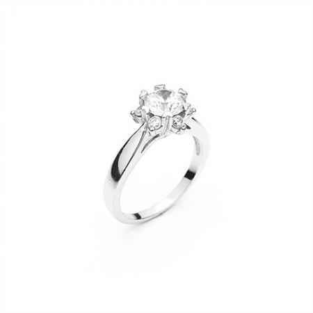 BELLA srebrni prsten