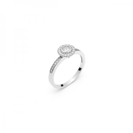 ANNABELLE srebrni prsten Silver for you