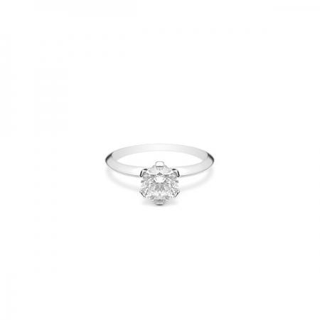 EMMA srebrni prsten Silver for you