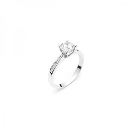 FRIDA srebrni prsten Silver for you