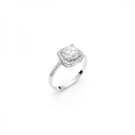 ISABELLE srebrni prsten Silver for you