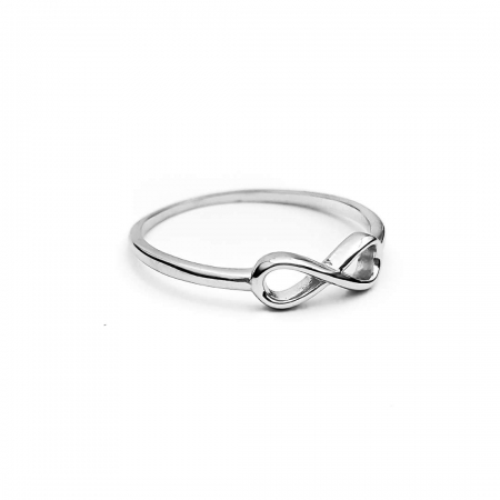 FOREVER srebrni prsten