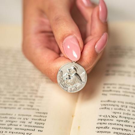 Sv-Antun-srebrni-medaljon-Silver-for-you