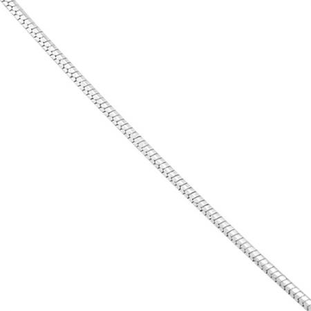 Silver elegance chain necklace srebrni lančić