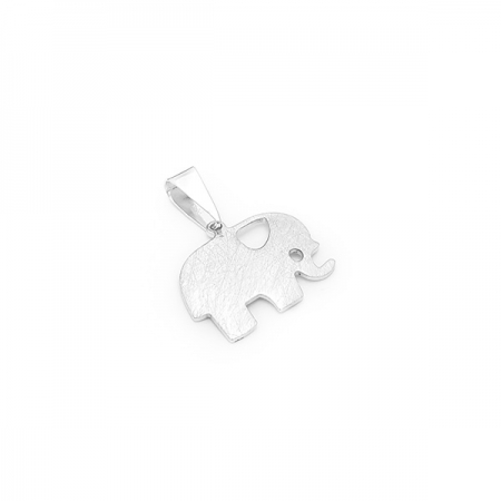 ELEPHANT srebrni privjesak Silver for you