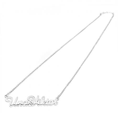 NAMES srebrna ogrlica