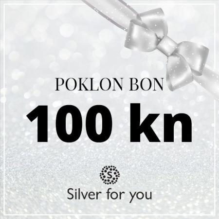 Poklon bon 100 kn Silver for you