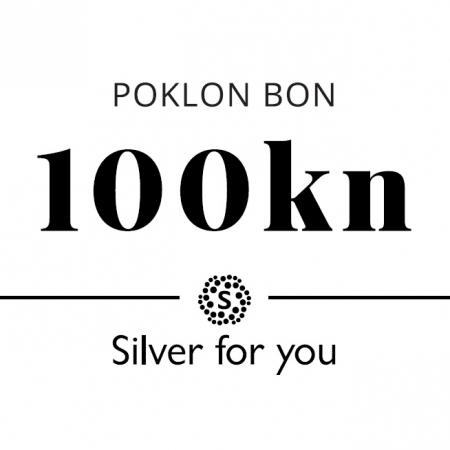 Poklon bon 100 kuna Silver for you