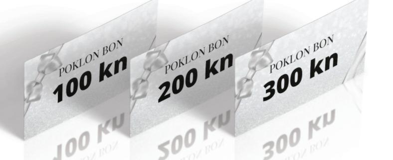 Silver for you poklon bonovi