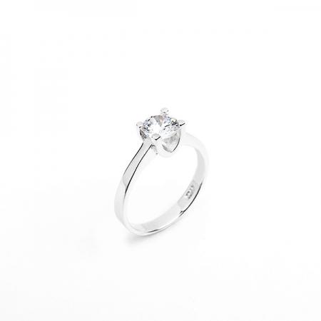 ELOISE srebrni prsten