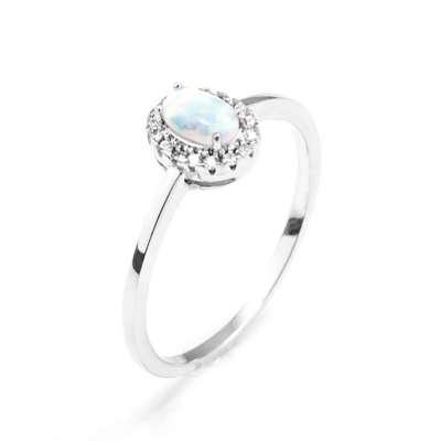 Royal Breeze srebrni prsten Silver for you