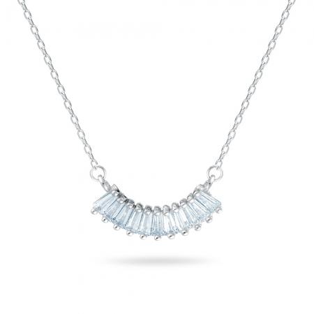 QUEEN BEE srebrna ogrlica