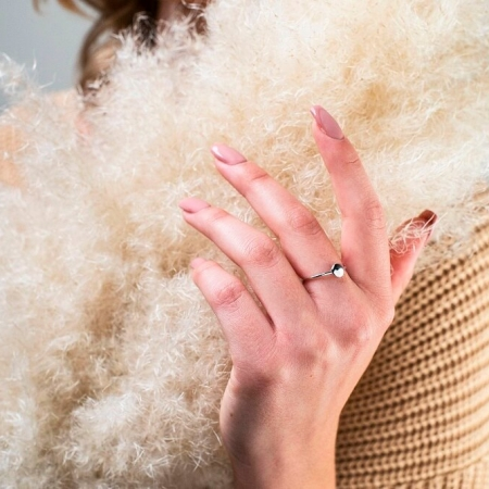 SIMPLE-srebrni-prsten