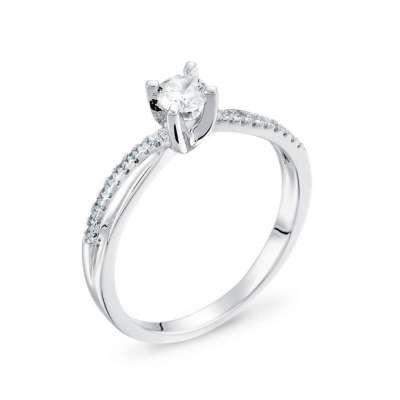 ARIA srebrni zarucnicki prsten_Silver for you