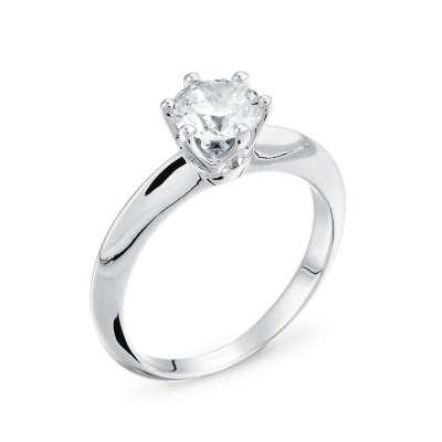MILA srebrni zarucnicki prsten_Silver for you