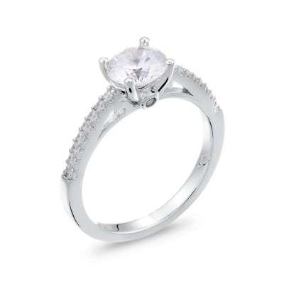 Issa srebrni zarucnicki prsten Silver For You
