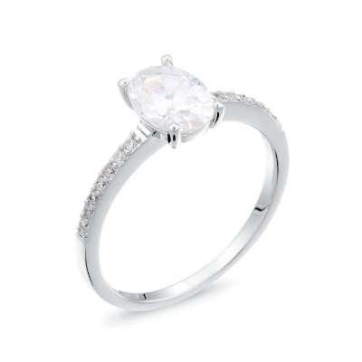 Lilly srebrni zarucnicki prsten Silver For You