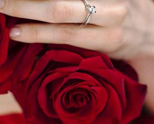Tessa srebrni zarucnicki prsten
