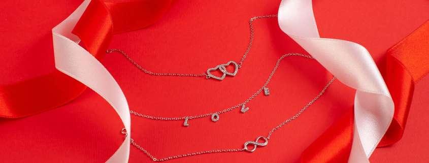 valentinovo srebrne narukvice