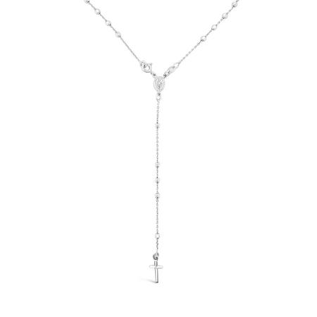 ROSARI LOVE srebrna ogrlica