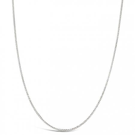 BEAUTY LINE SHORTER srebrni lancic