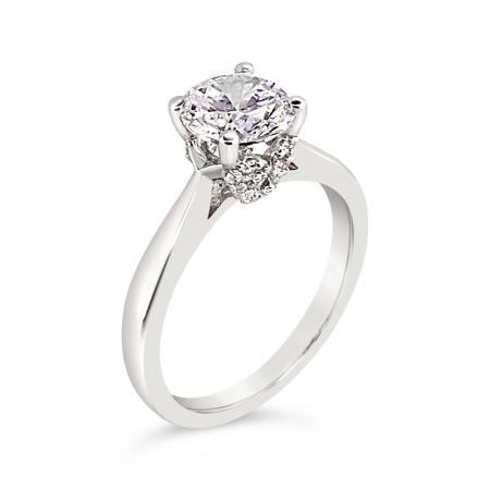 SOPHIA srebrni zaručnički prsten
