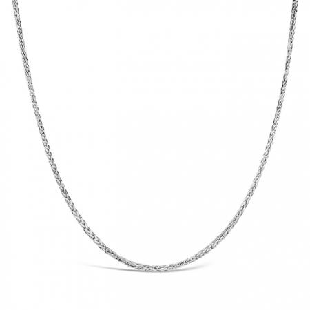 UNIVERSE LONGER srebrni lancic