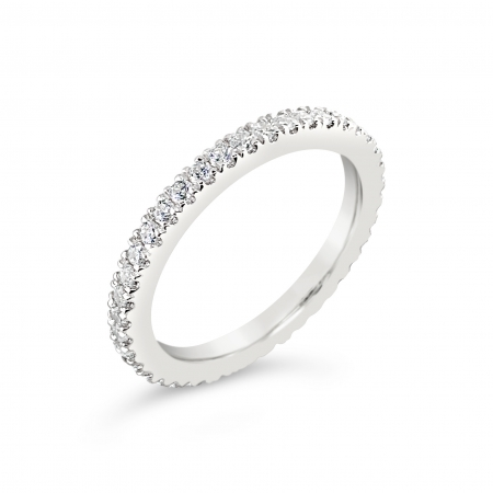 ZOE srebrni zaručnički prsten