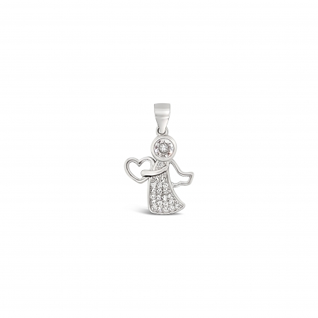 ANGEL-OF-LOVE-srebrni-privjesak-Silver-for-you