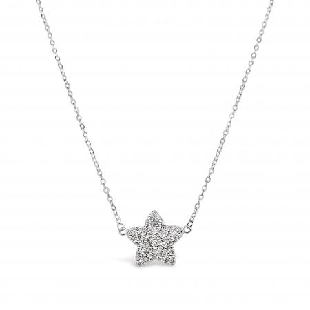 BRIGHT-STAR-srebrna-ogrlica-Silver-for-you