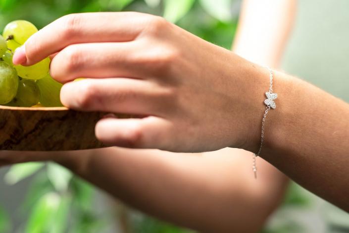 Delicate-Butterfly-srebrna-narukvica_Silver-for-you
