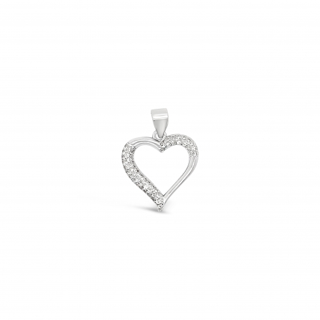 GLITTERING-HEART-srebrni-privjesak-Silver-for-you