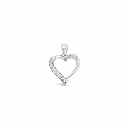 GLITTERING-HEART-srebrni-privjesak-Silver-for-you