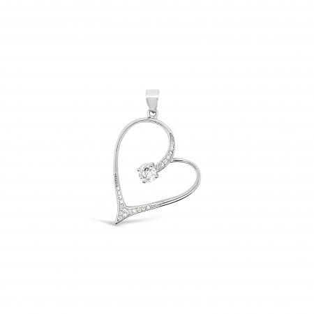 HEART-IN-HEART-srebrni-privjesak-Silver-for-you