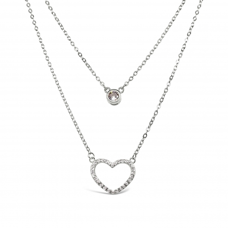 HEART-POINT-srebrna-ogrlica-Silver-for-you