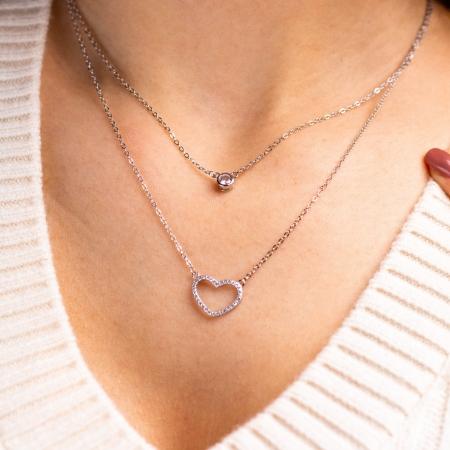 HEART-POINT-srebrna-ogrlica_Silver-for-you
