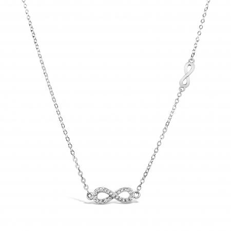 INFINITE-srebrna-ogrlica-Silver-for-you