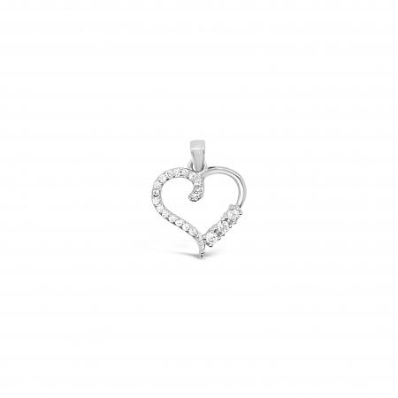 LUMINOUS-HEART-srebrni-privjesak-Silver-for-you