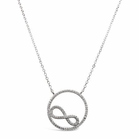 ROUND-INFINITY-srebrna-ogrlica-Silver-for-you