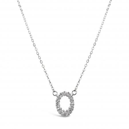 STRONG-OVAL-srebrna-ogrlica-Silver-for-you