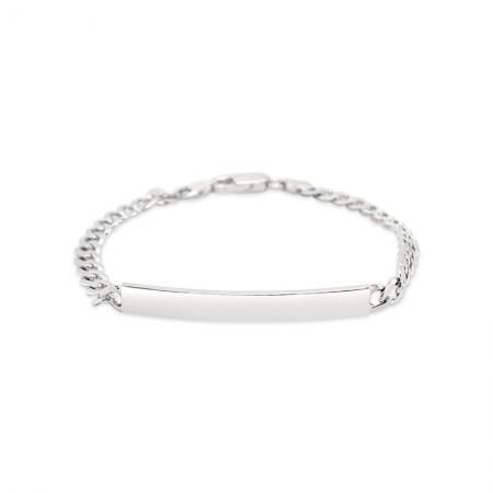 EGO srebrna narukvica Silver for you