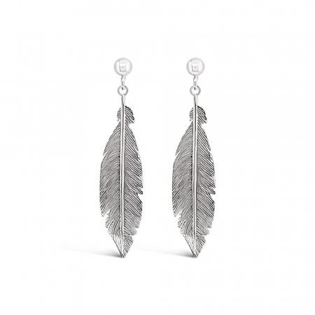 Blessed-srebrne-nausnice_Silver-for-you