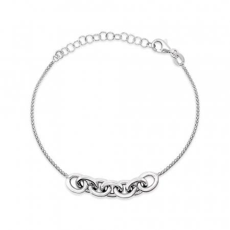 Chain-Link-srebrna-narukvica_Silver-for-you
