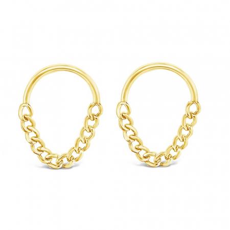 Circular-Chains-srebrne-nausnice-s-pozlatom_Silver-for-you