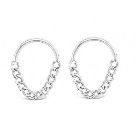 Circular-Chains-srebrne-nausnice_Silver-for-you